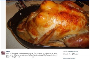 this thanksgiving, serve up some sexism and speciesism!